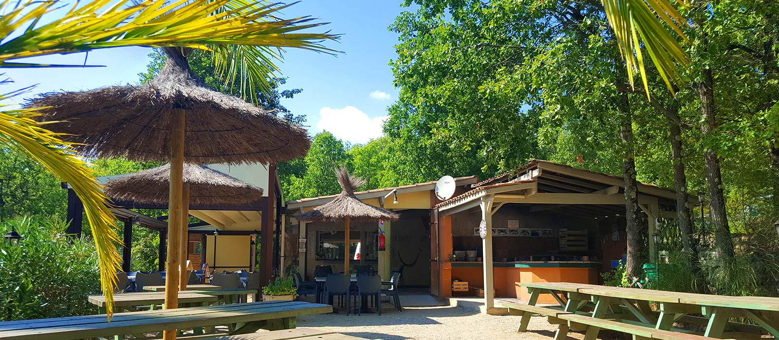 All�es accueil camping tuquette